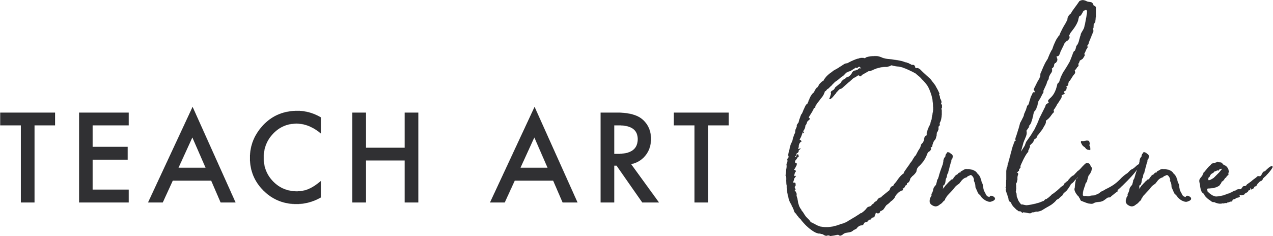 Teach Art Online Logo