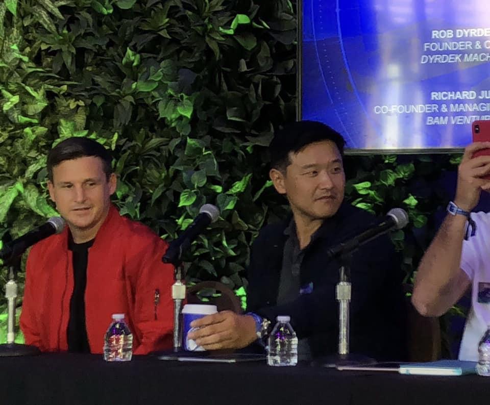 Celebrity startup judge and speaker at WORLDZ 2018, Rob Dyrdek.