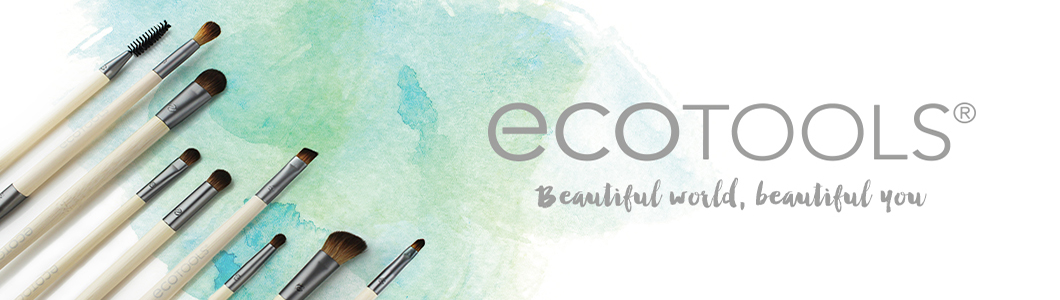"""ecotools - Armed with a mission to make women look beautiful on the outside and feel just as good on the inside, sisters Jen and Stacey set out to create a brush collection that was not only environmentally friendly, but chic, high-quality, and affordable too. After sourcing recycled materials, renewable bamboo and better manufacturing processes, in 2007, EcoTools® was born. This year, we're celebrating EcoTools' 10th anniversary by introducing a fresh new look, brushes that feel even better in your hands, and packaging with detailed tutorials that make it easier than ever to create a beautiful look from hair to toe. We're also marking a decade of living beautifully by making a GBP 85,433.06 donation to Glamour's The Girl Project via our #MyTrueBeauty campaign that supports women's empowerment and encourages women to become the best version of themselves. """"As women, sisters, and mothers, we have always believed that true beauty comes from within, and you have to do good to feel good."""" - Jen and Stacey, founders of EcoTools®-Cruelty free-Recycled materials-Tree free paper-Recycled bamboo"""