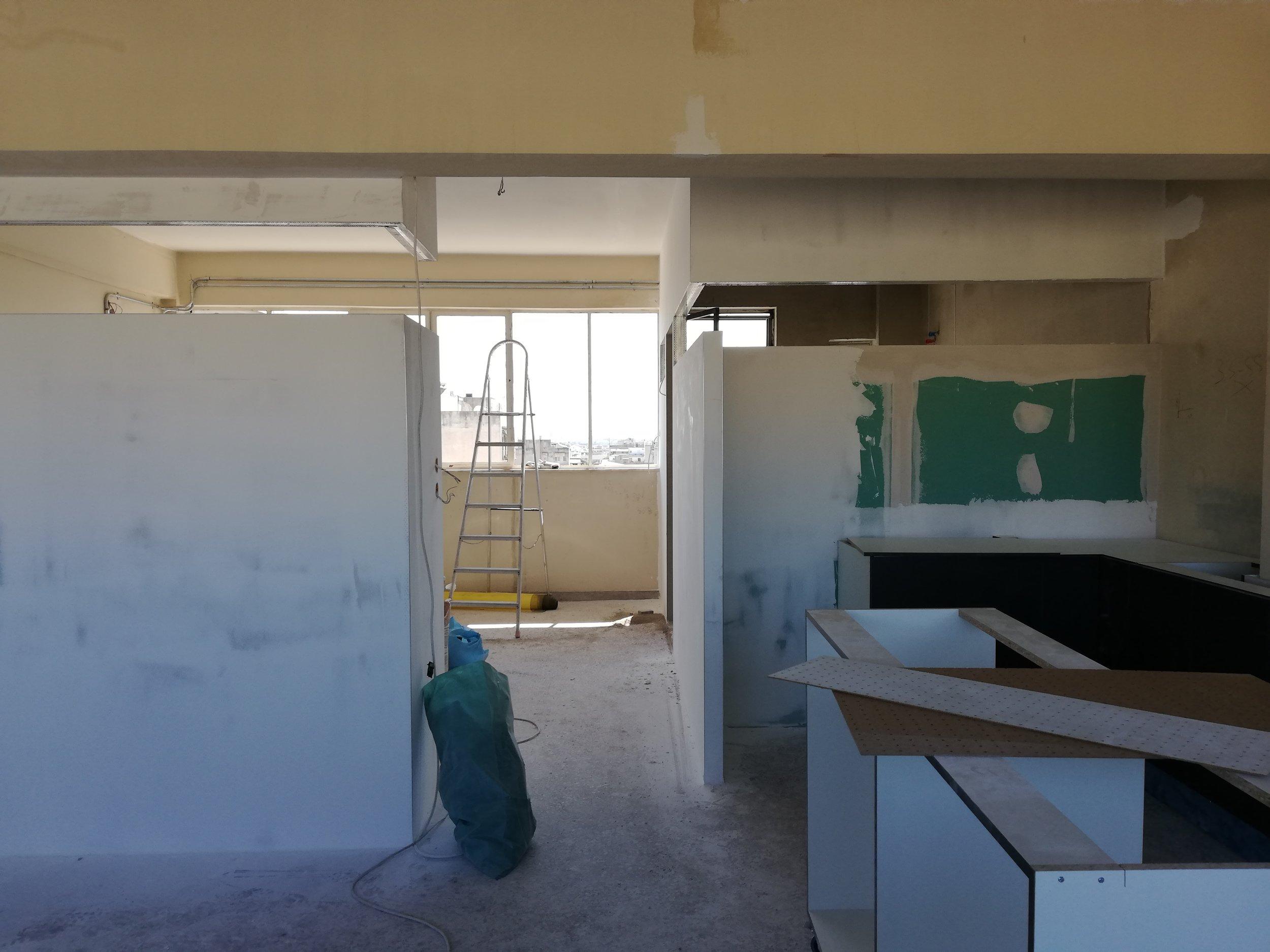 avdi apartment - house renovation - work in progress