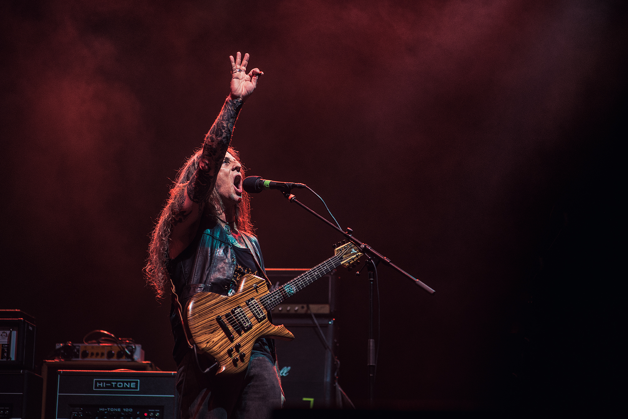YOB at the Wiltern, Los Angeles, CA  2018.12.02