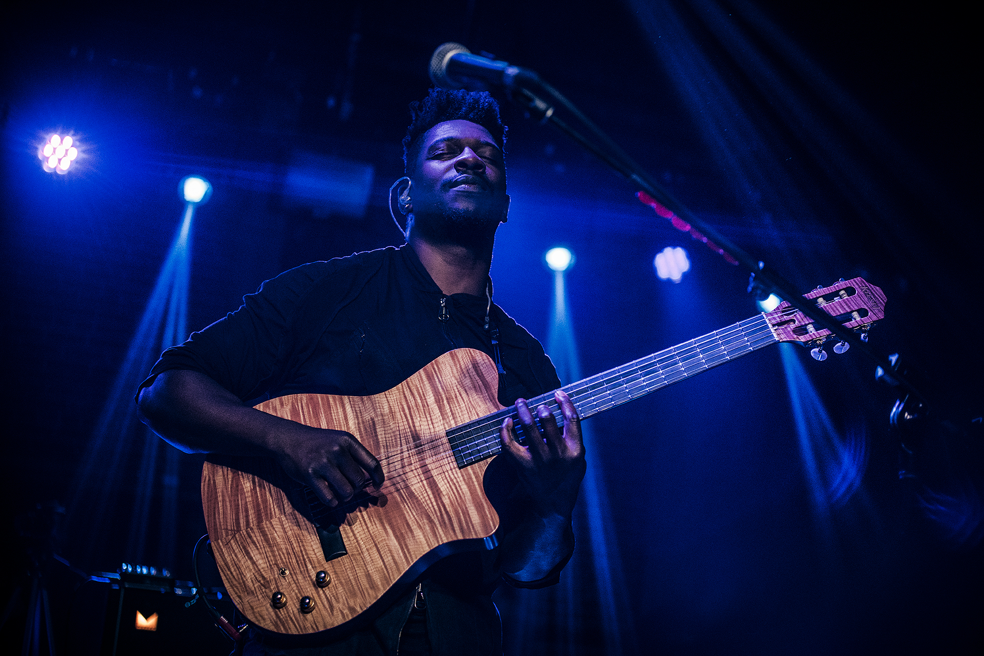 Animals As Leaders at 1720, Los Angeles, CA  2019.01.23