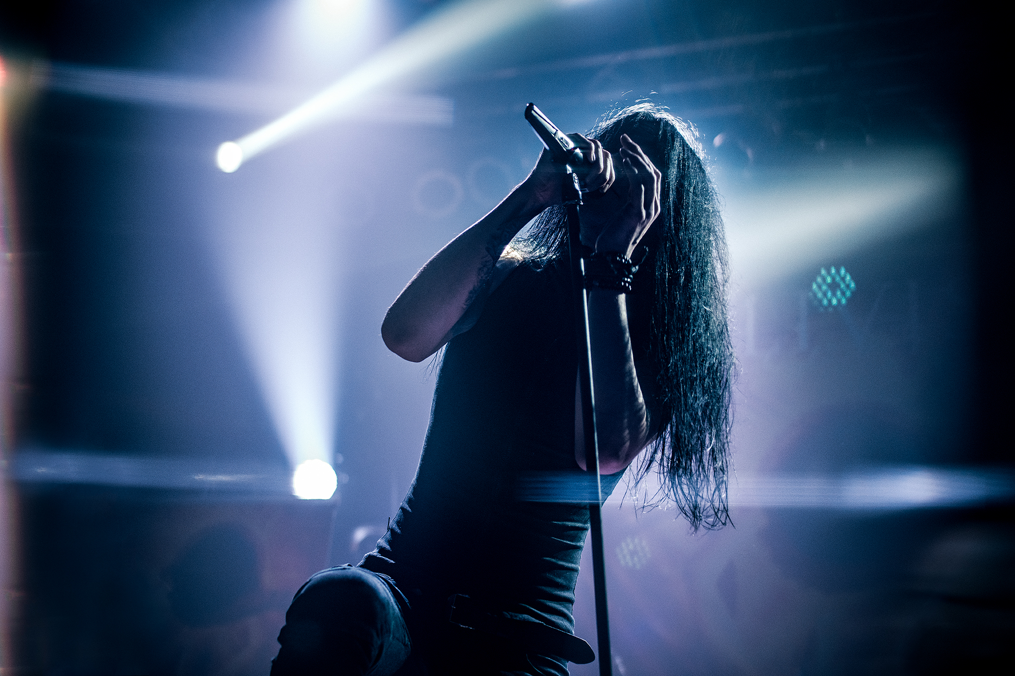 Ne Obliviscaris at FANJ Twice, Osaka, Japan  2019.02.21