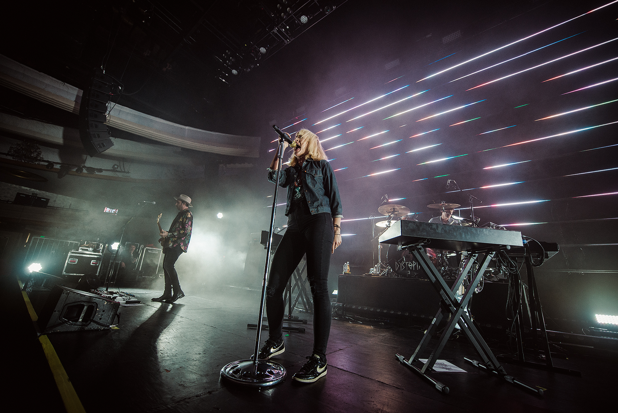 Metric at the Hollywood Palladium, Los Angeles, CA  2019.03.06
