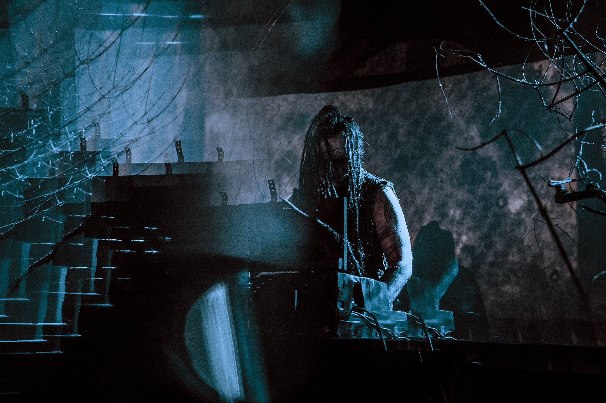 Mortiis at the Lodge Room, Los Angeles, CA  2019.04.07