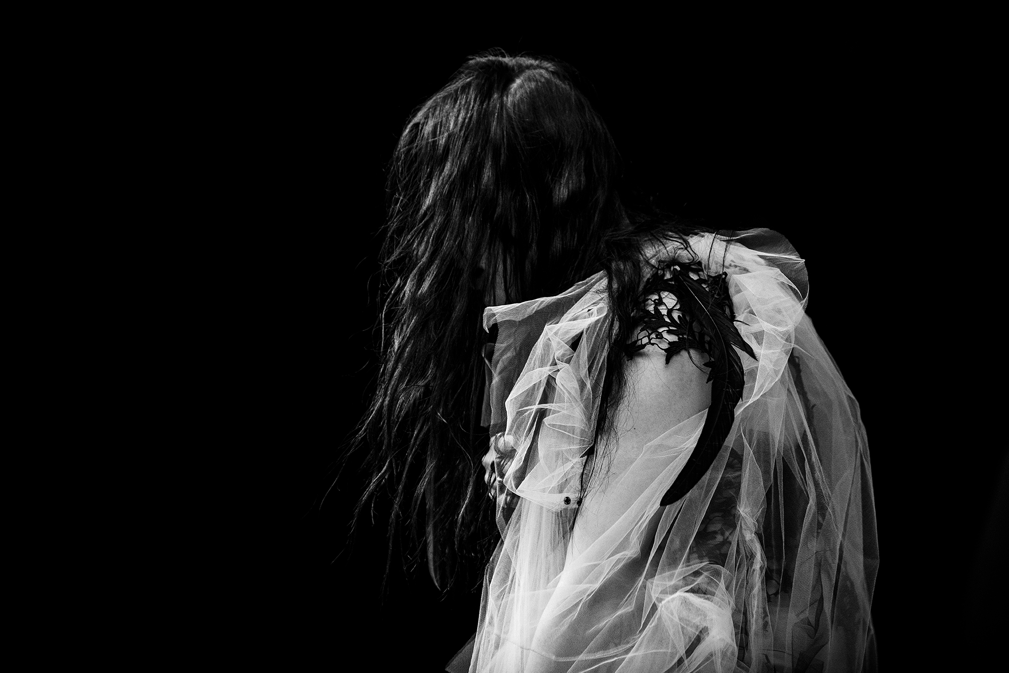 Zola Jesus at the Greek Theater, Los Angeles, CA  2019.06.15