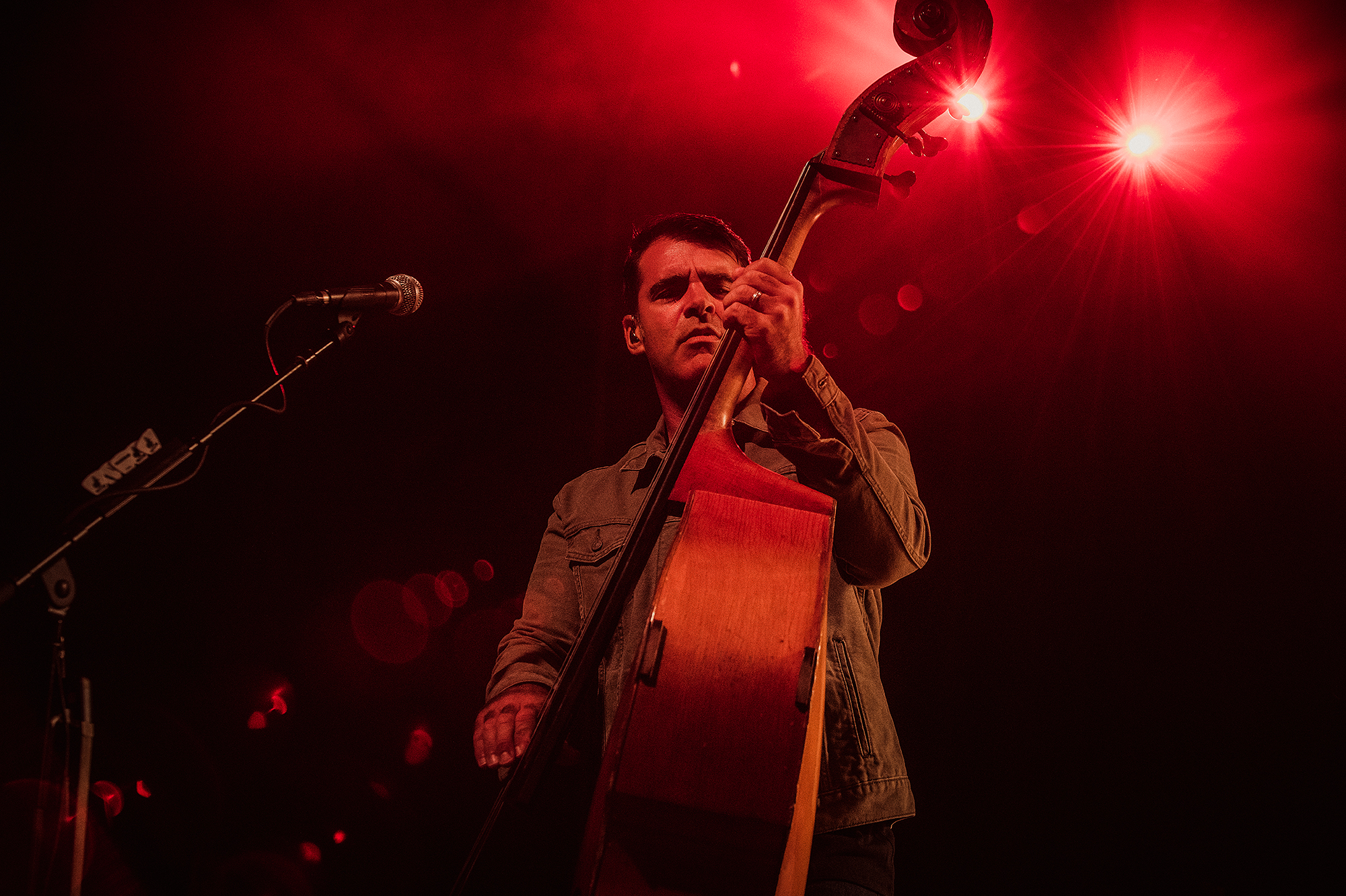 The Avett Brothers at the Greek Theater, Los Angeles, CA  2019.08.22