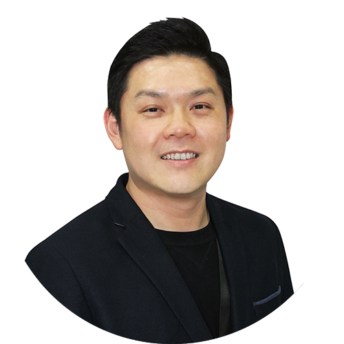 EDDY YAP - COO / CO-FOUNDER