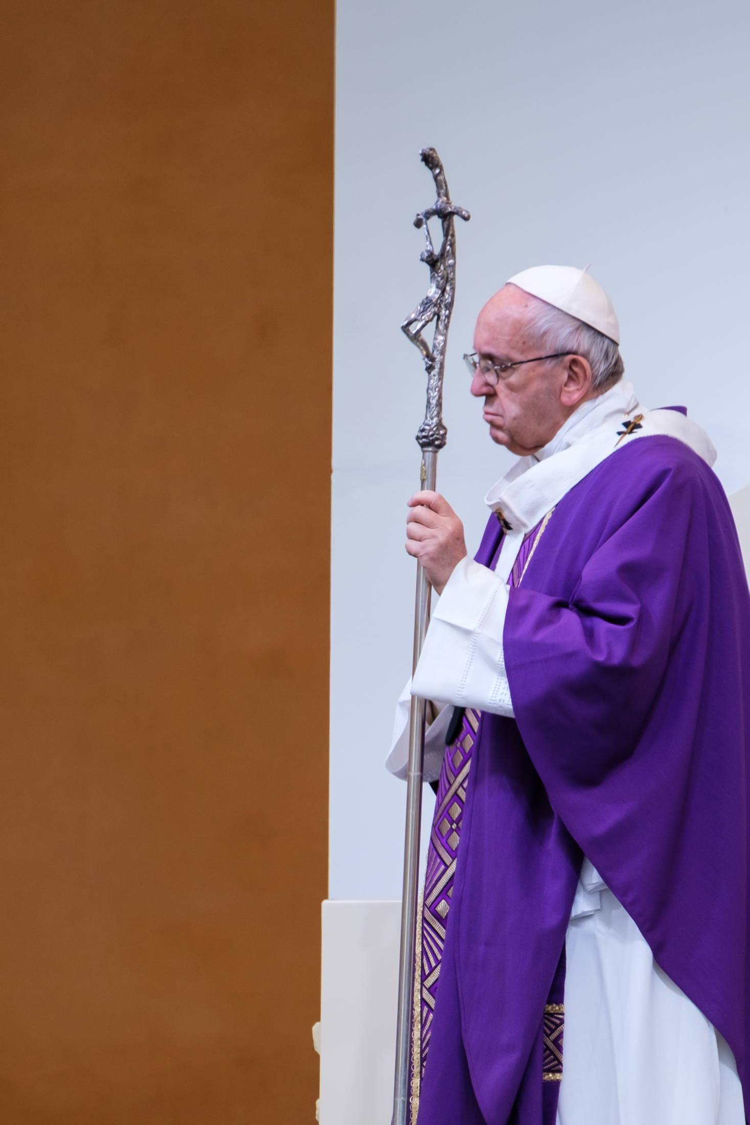 Pope Francis in Carpi