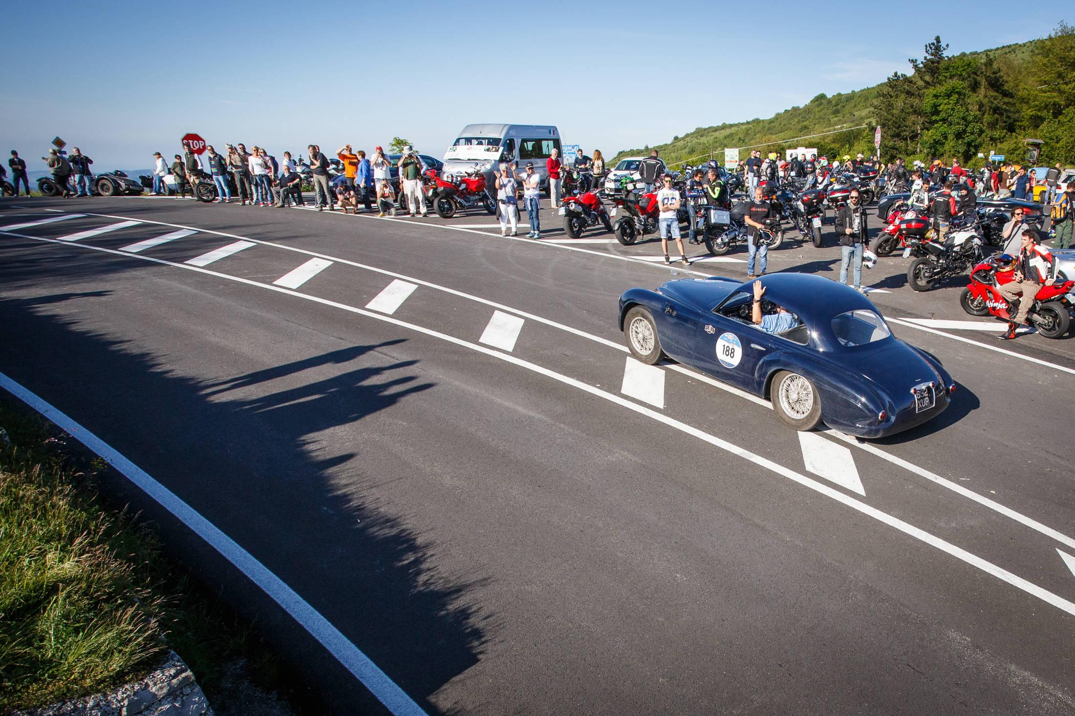 1000 Miglia historic road race