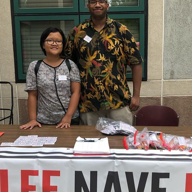 Naj and I had the privilege of joining Fidelis Way in the celebration of their unity day. We engaged with tons of our neighbors who only live a short uphill walk from us. Through food and fellowship, we bonded over a mutual goal of ensuring Brighton is the best it can be for every person who wants to call our neighborhood home. Also from contributions  from donors, we were able to supply nearly a hundred young people with school supplies.