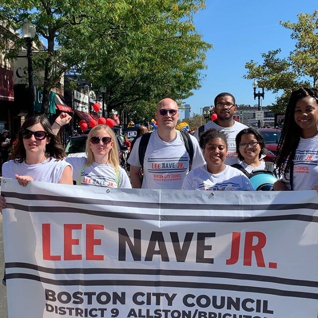 Allston-Brighton Day Parade 2019 was a success!! #bospoli #mapoli