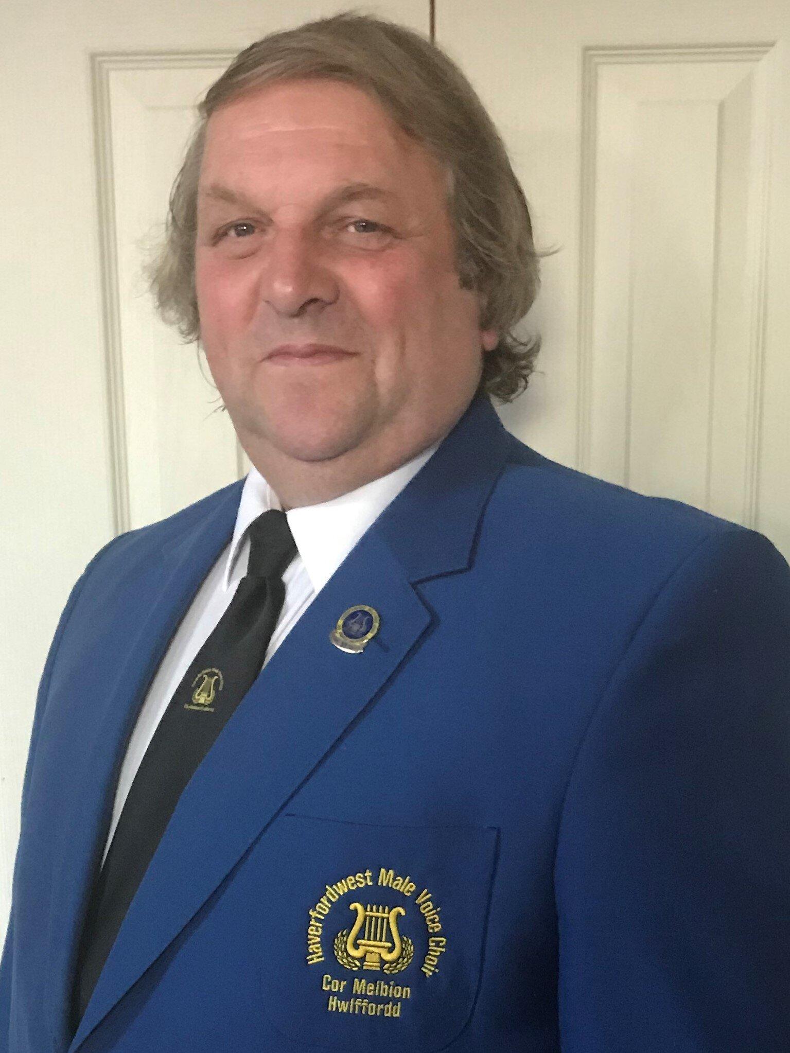 Vice-Chairman - Haydn Davies