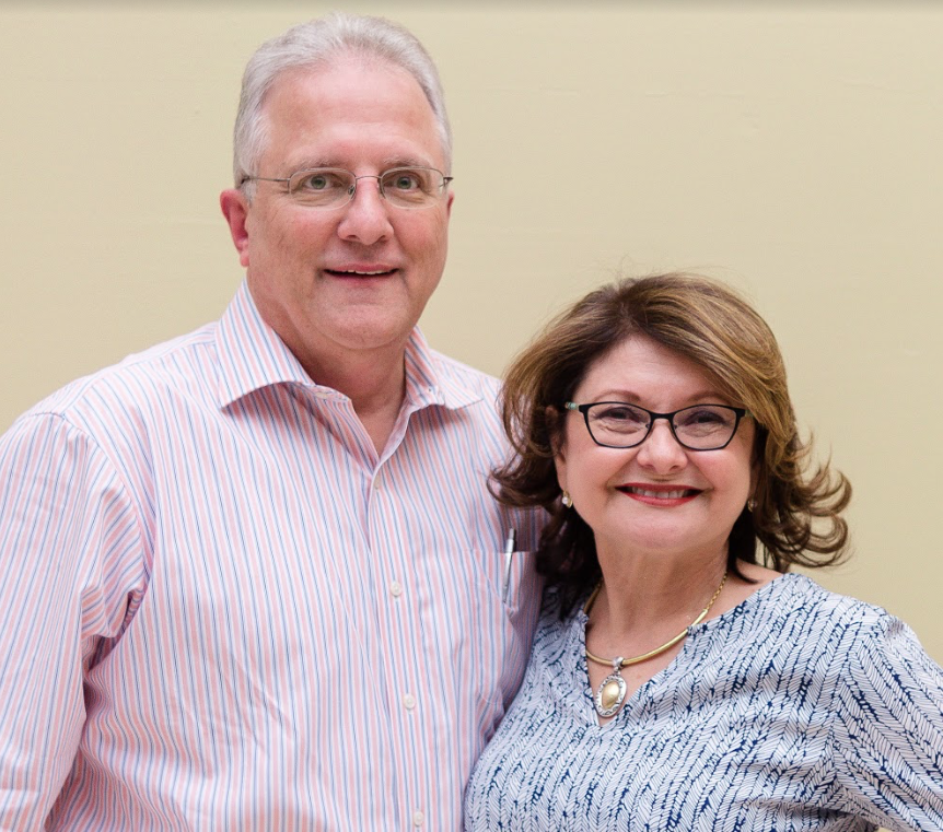 """<p><strong>Revs. Gerry & Marilyn Hartman</strong>Founders & Senior Apostolic Leaders<a href=""""/area-of-your-site"""">Click Photo to Email</a></p>"""