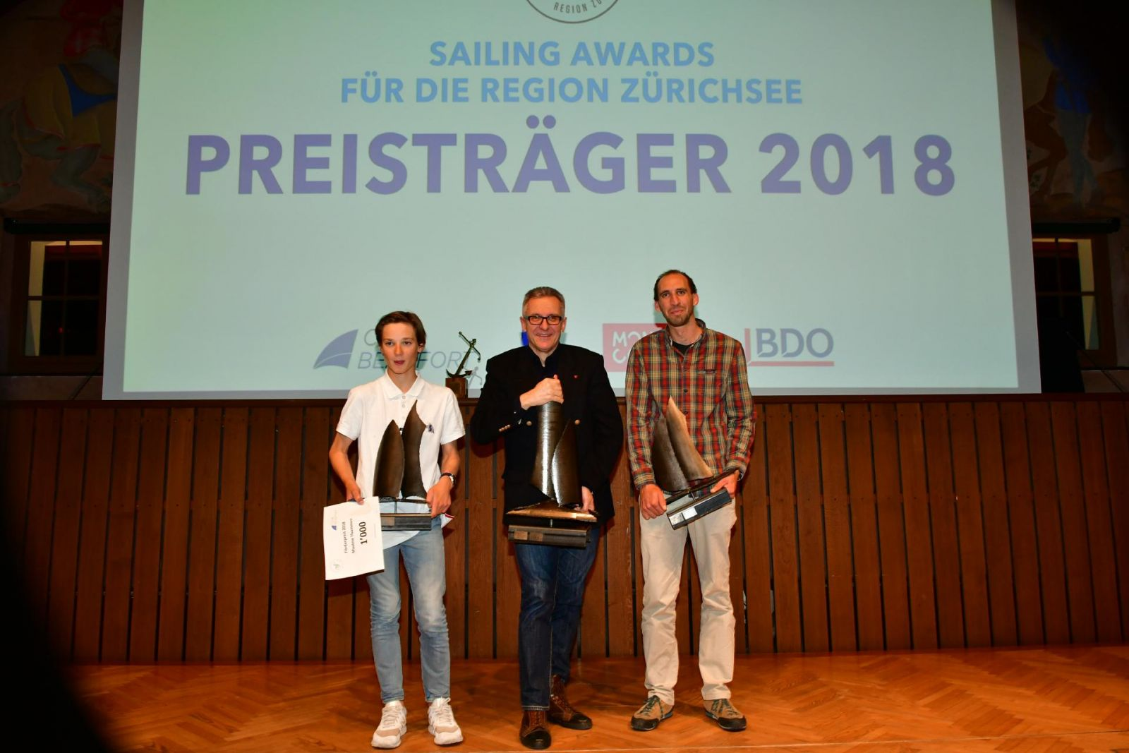 Sieger 2018