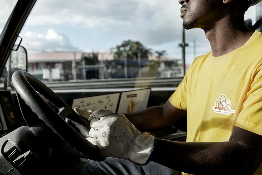 Une vision - Former nos jeunes aux métiers recherchés localement…