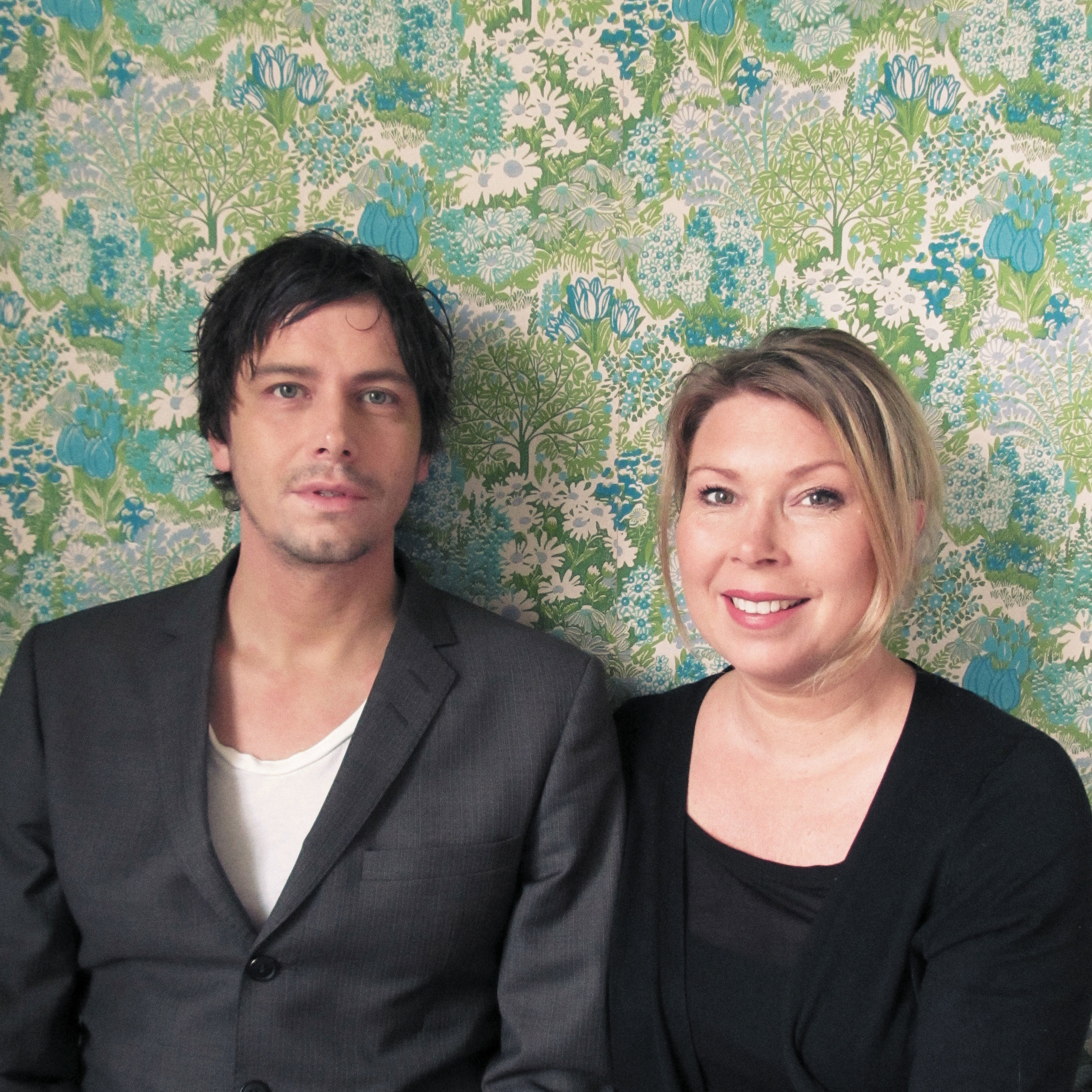 MARKUs and cecilia - A creative duo from Sweden with over 20 years international experience. More info.