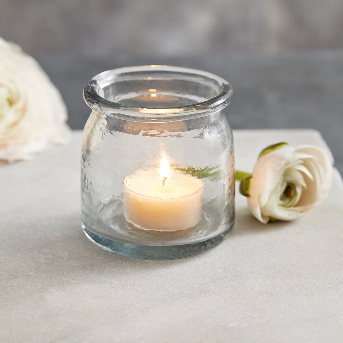 Glass Tealight Holder    21 available