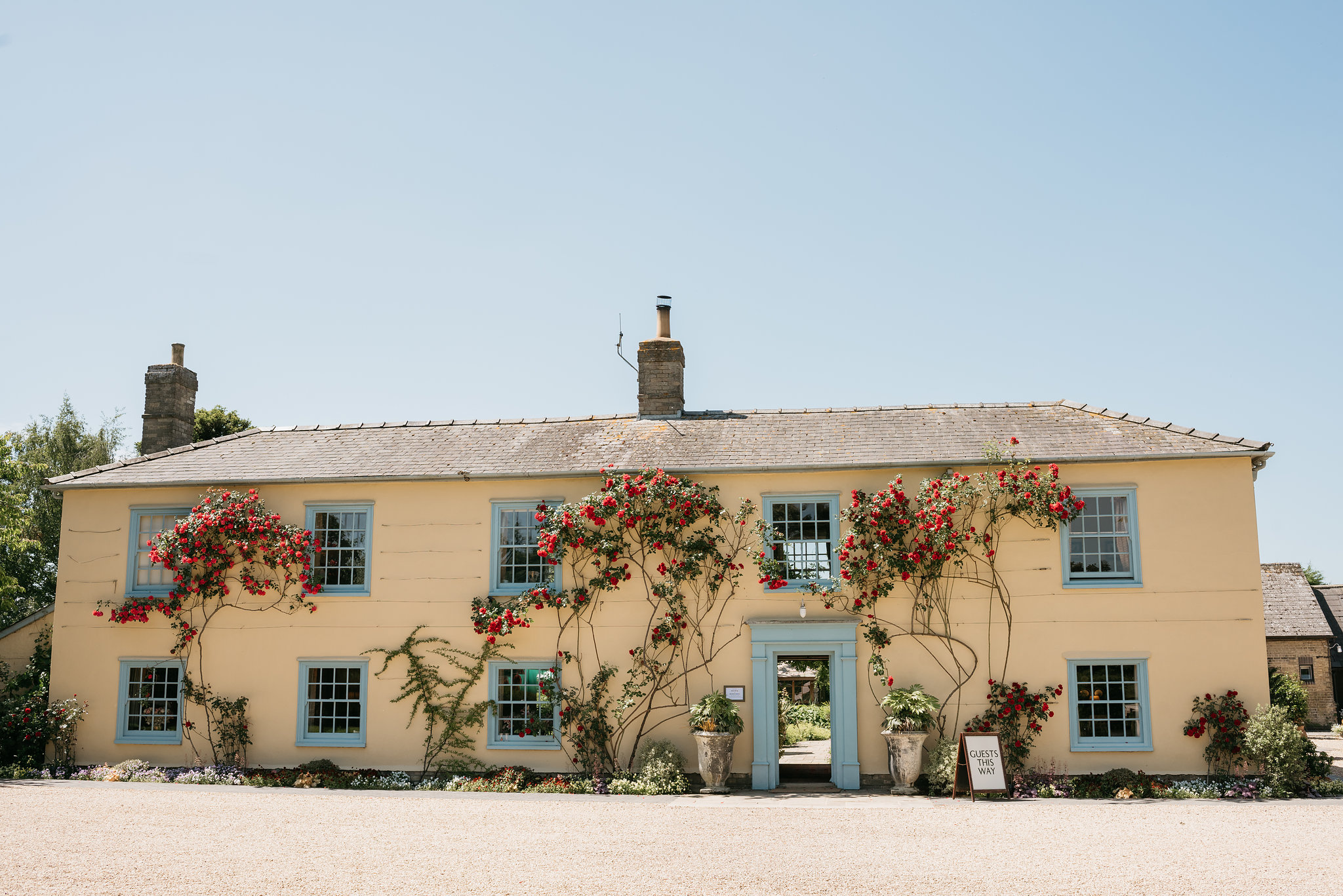 Venue & Catering 50% - Image of South Farm