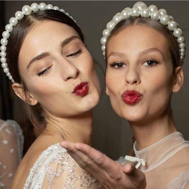 Hair & Make Up 1% - Vogue Weddings