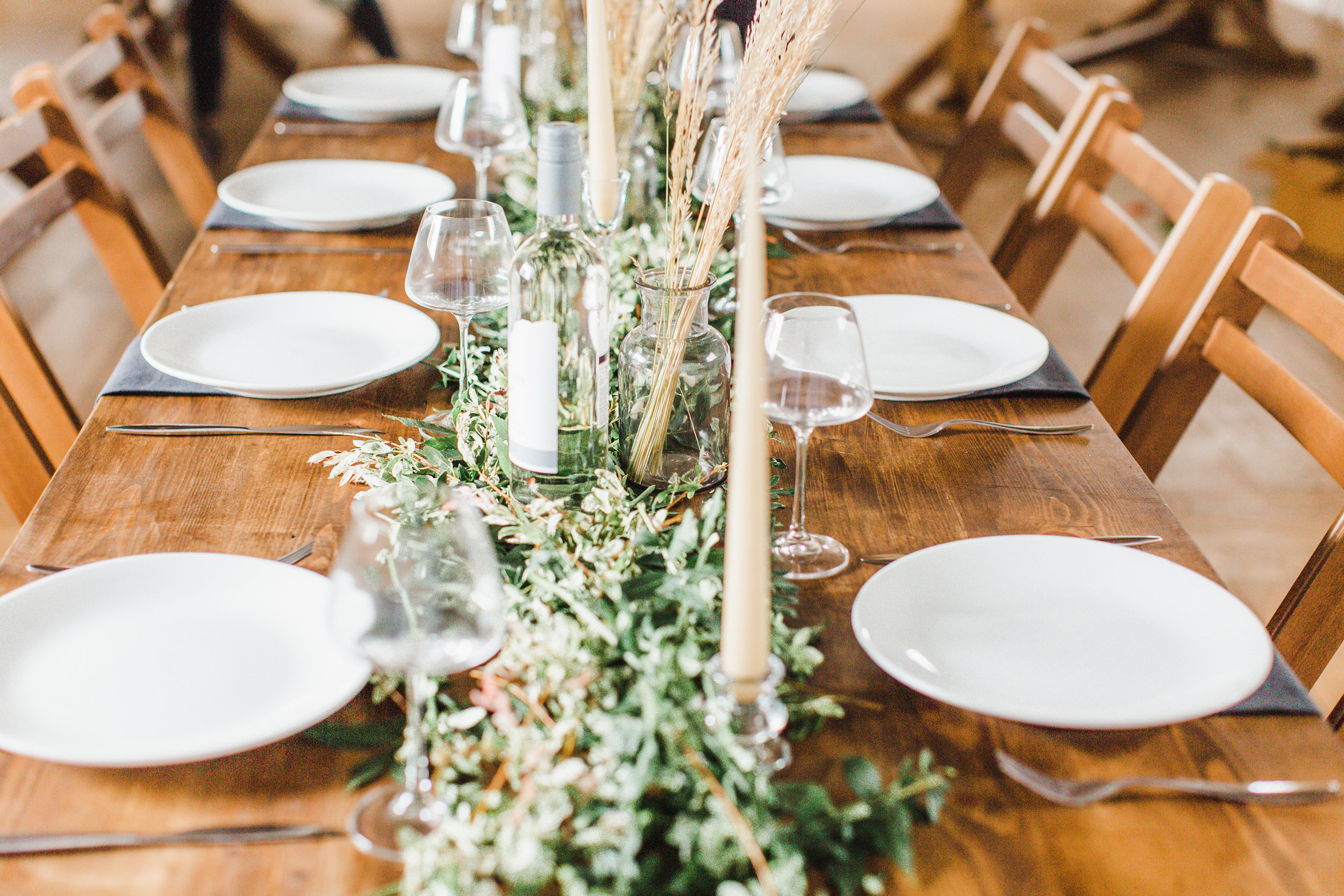 Get Inspired - Come along to see multiple table designs including a buffet-themed and showcasing our decor from The White Company. See our food cart hosting a grazing station provided by Hall and Co Event Design, lounge areas, booth station, floral displays and more.