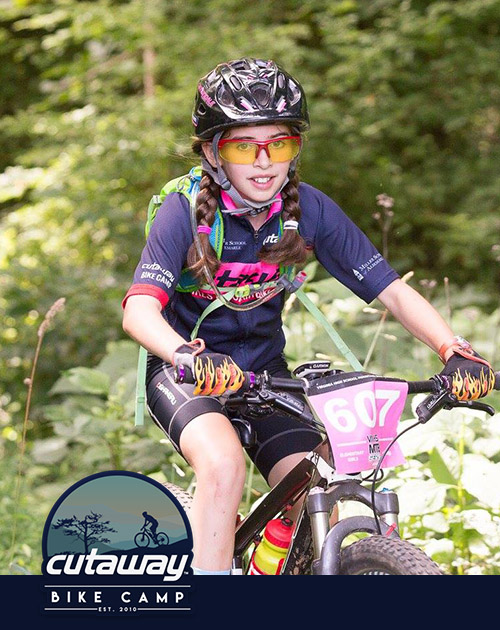 YOUTH TRAVEL CAMP - JUNE 24 - 28, 2019 (DAY CAMP)AGES: 8 to 12 EXPERIENCE: IntermediateIntended for intermediate-level riders who are ready to spend more time riding and applying their mountain bike skills to more technical trails. Over the course of the week, campers travel to excellent nearby trail networks to ride fresh singletrack.