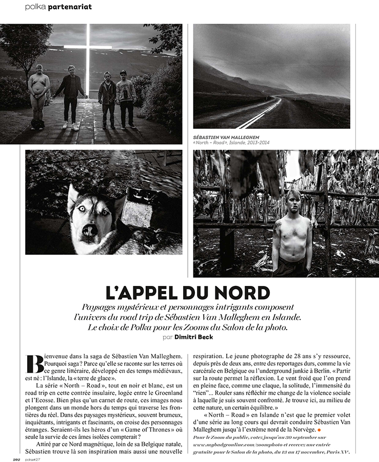 Nordic Noir for Polka Magazine