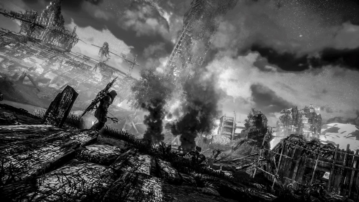 War scenes depicted in the game taking references of images from actual war zone, or terrorist attack.