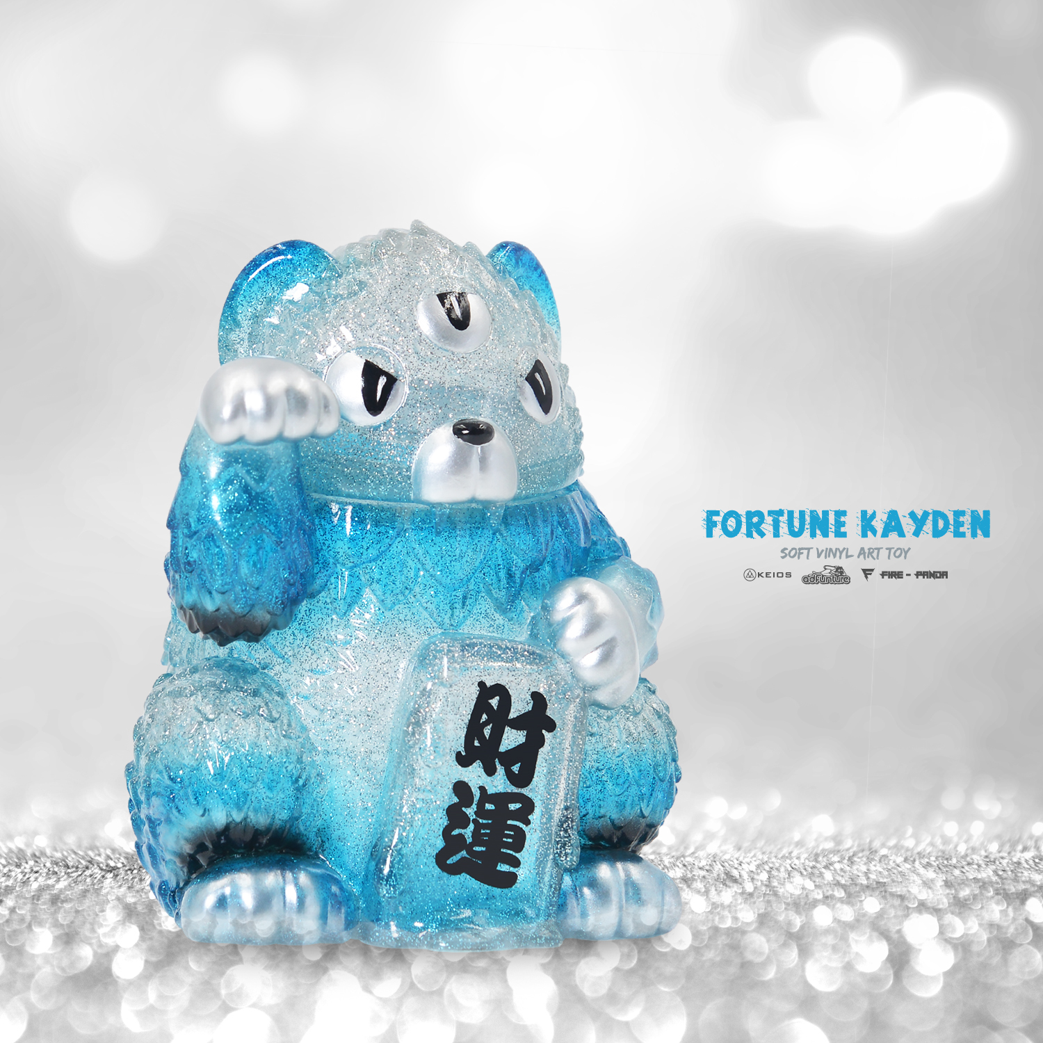 "FORTUNE KAYDEN ""Blue Ice"" Edition"