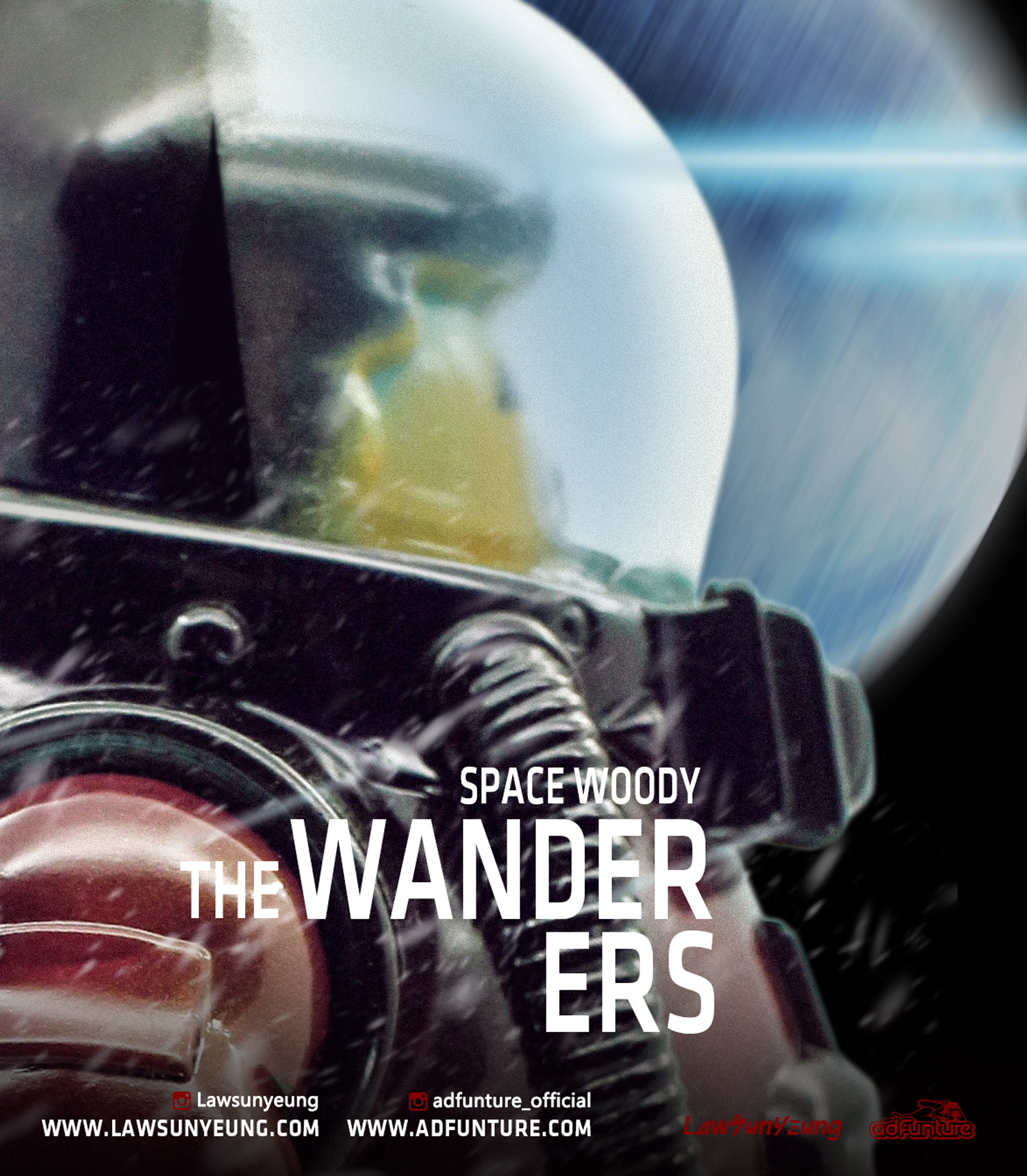 The Wanderers - The latest edition of Law Sun Yeung's SPACE WOODY