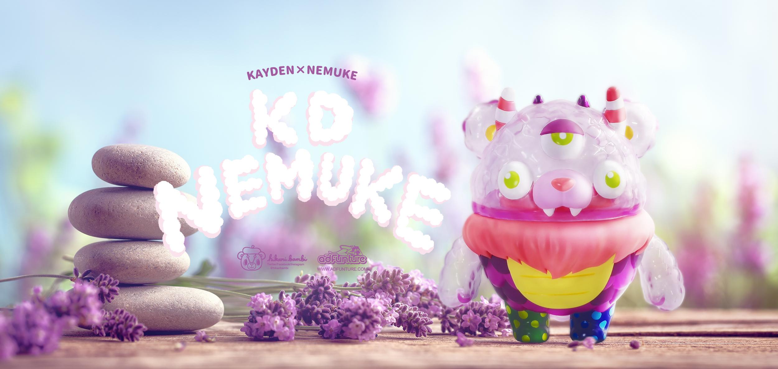 KD-NEMUKE by Hikari Bambi