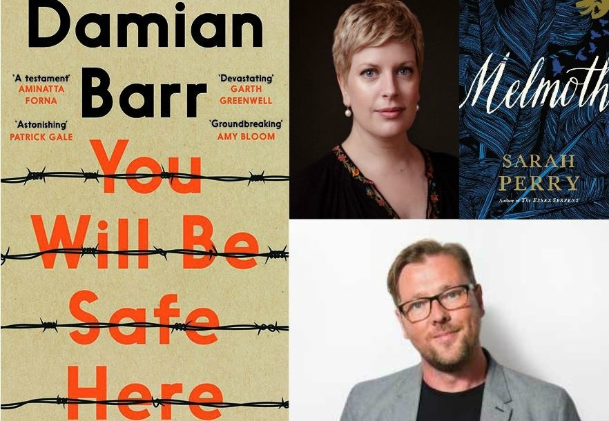 We are thrilled that Damian will be with us on the evening before the publication day of You Will Be Safe Here. He will be talking about his novel with Sarah Perry, author of Dulwich Books favourites, The Essex Serpent and Melmoth. Both You Will Safe Here and Melmoth consider the links between hidden legacies of history and the present. Don't miss what is sure to be a fantastic discussion about this wonderful debut novel and about how fiction can be used to illuminate the past.   Tickets:  £10 standard £22 ticket with a copy of You Will Be Safe Here A glass of wine or soft drink is included   You Will Be Safe Here by Damian Barr £16.99