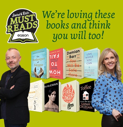 Sinéad & Rick's Must Reads