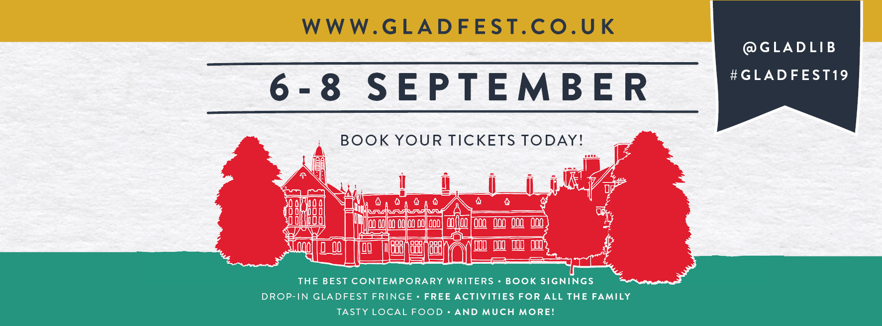 Gladfest Discusses...Writing and Power