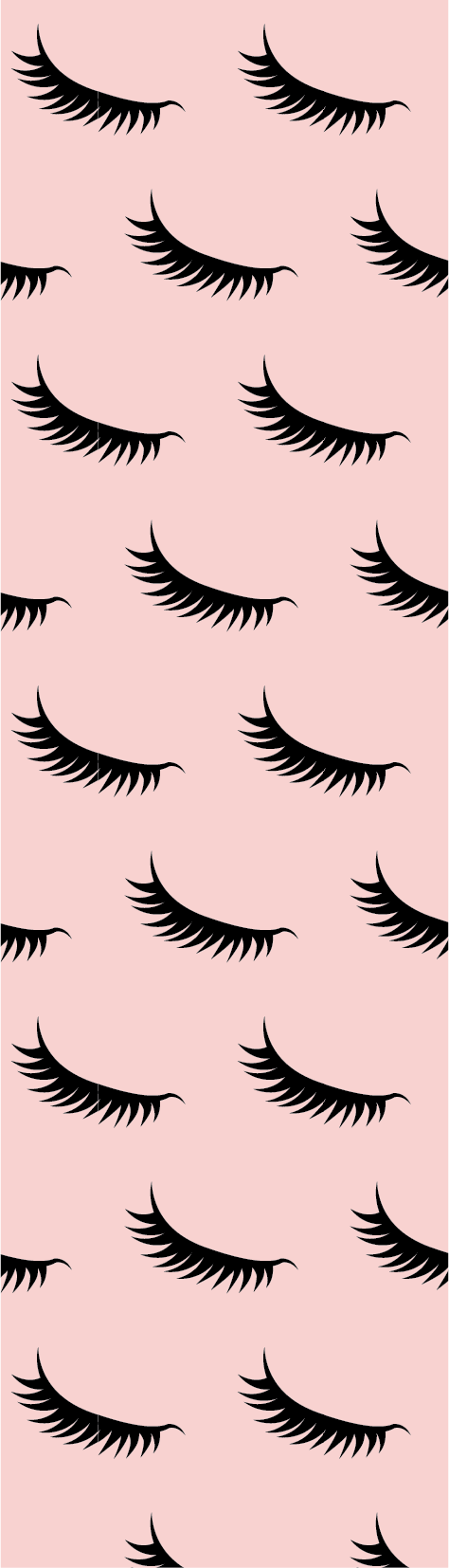 Pen-Design_baby pink and black - repeated lash pattern.png
