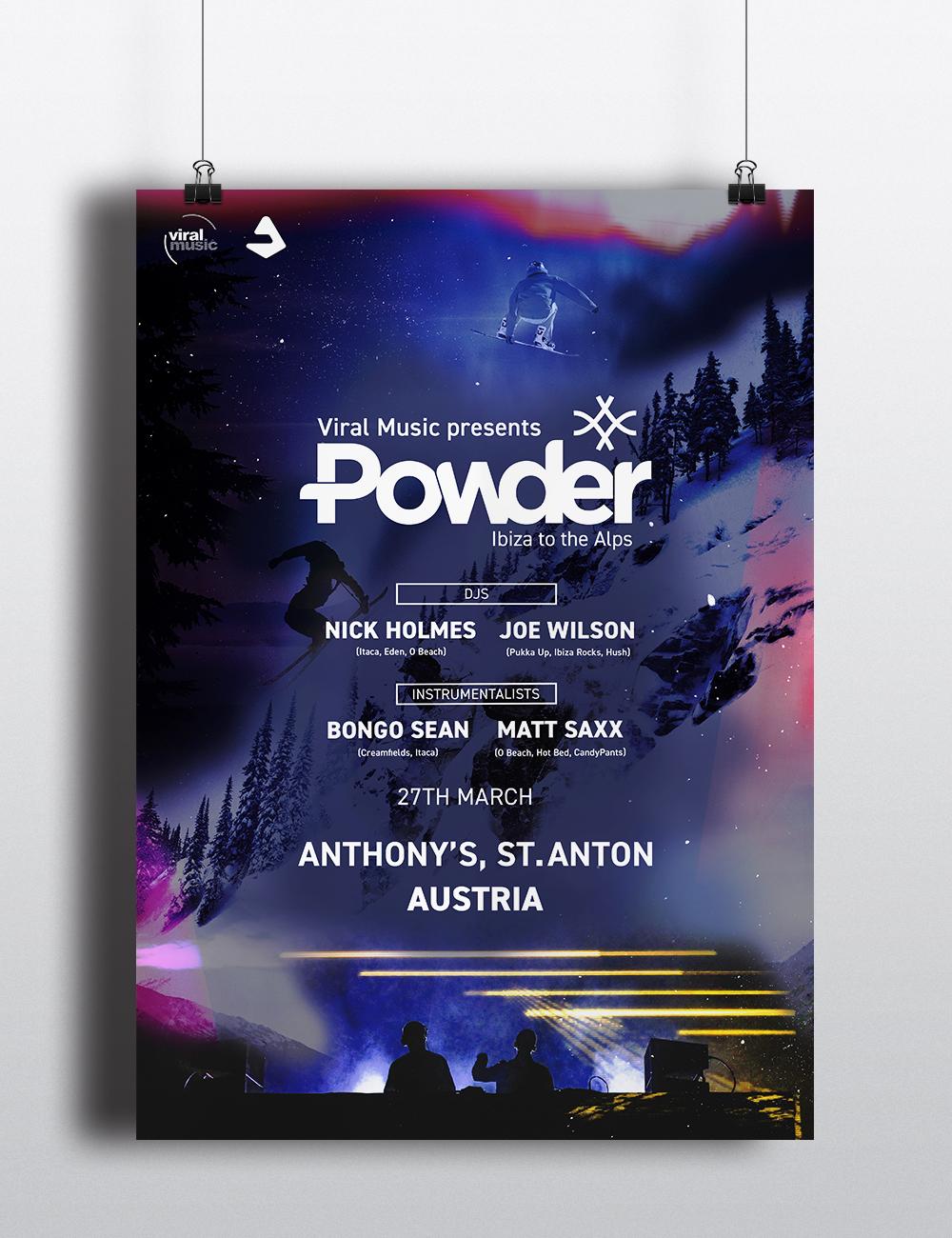 Powder March