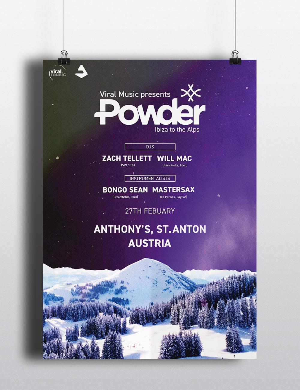 Powder February