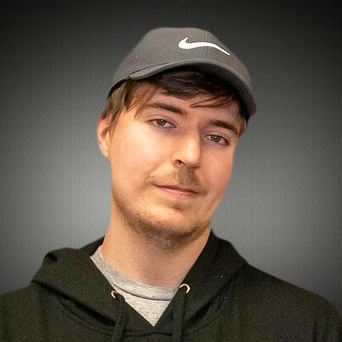 JIMMY DONALDSON aka: MrBeast - Influencer