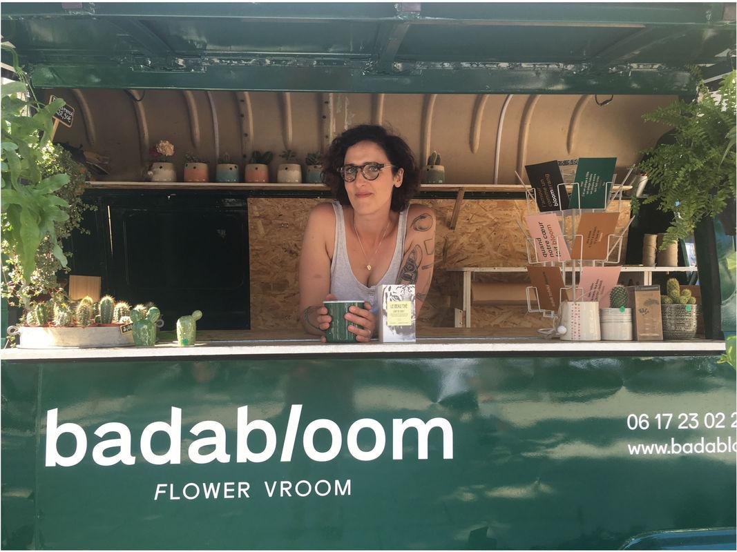 Marion - Badabloom Flower