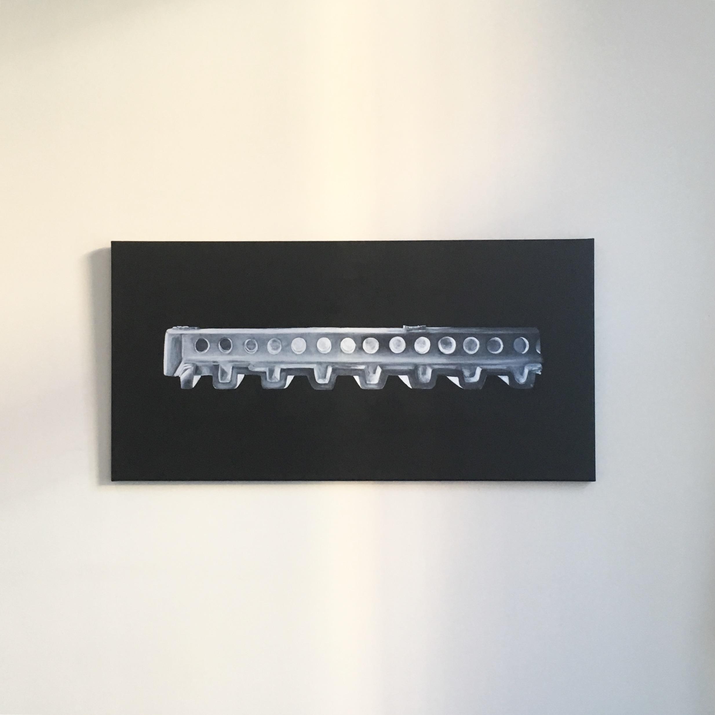 La Consistance,  40 x 70 cm, 2019
