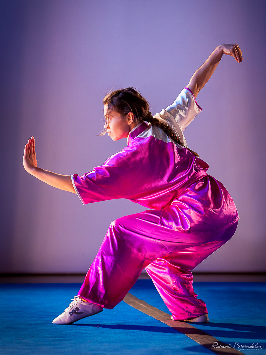 From Oslo Open Wushu 2015. Won the Fine Work price in Unescos International Martial Arts Photo Contest.
