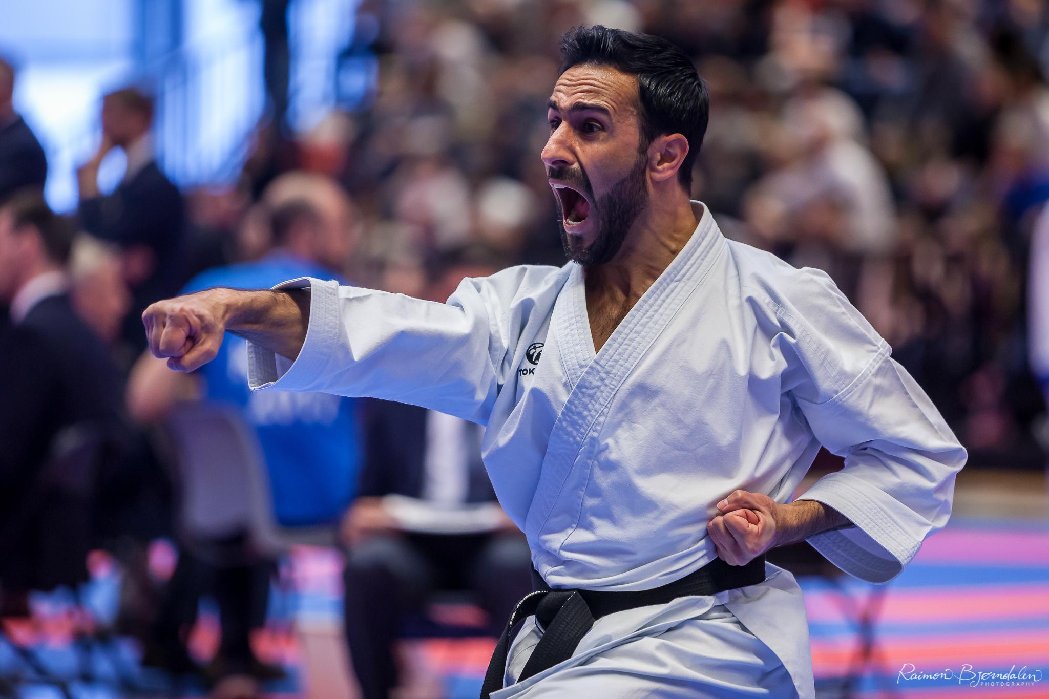 Karate Norwegian Championships 2017.