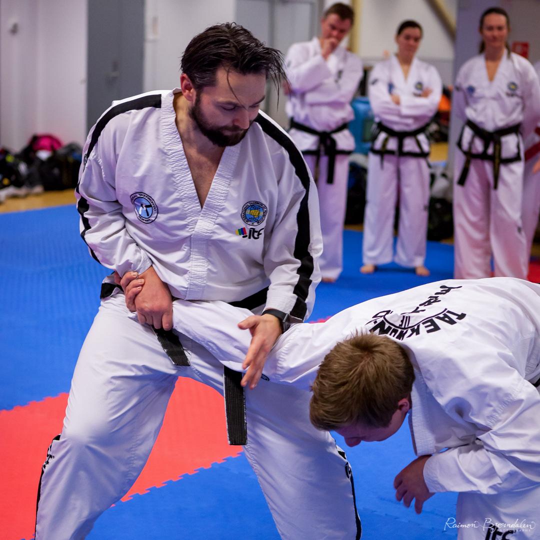 National Taekwon-Do Norway Selfdefense 2016
