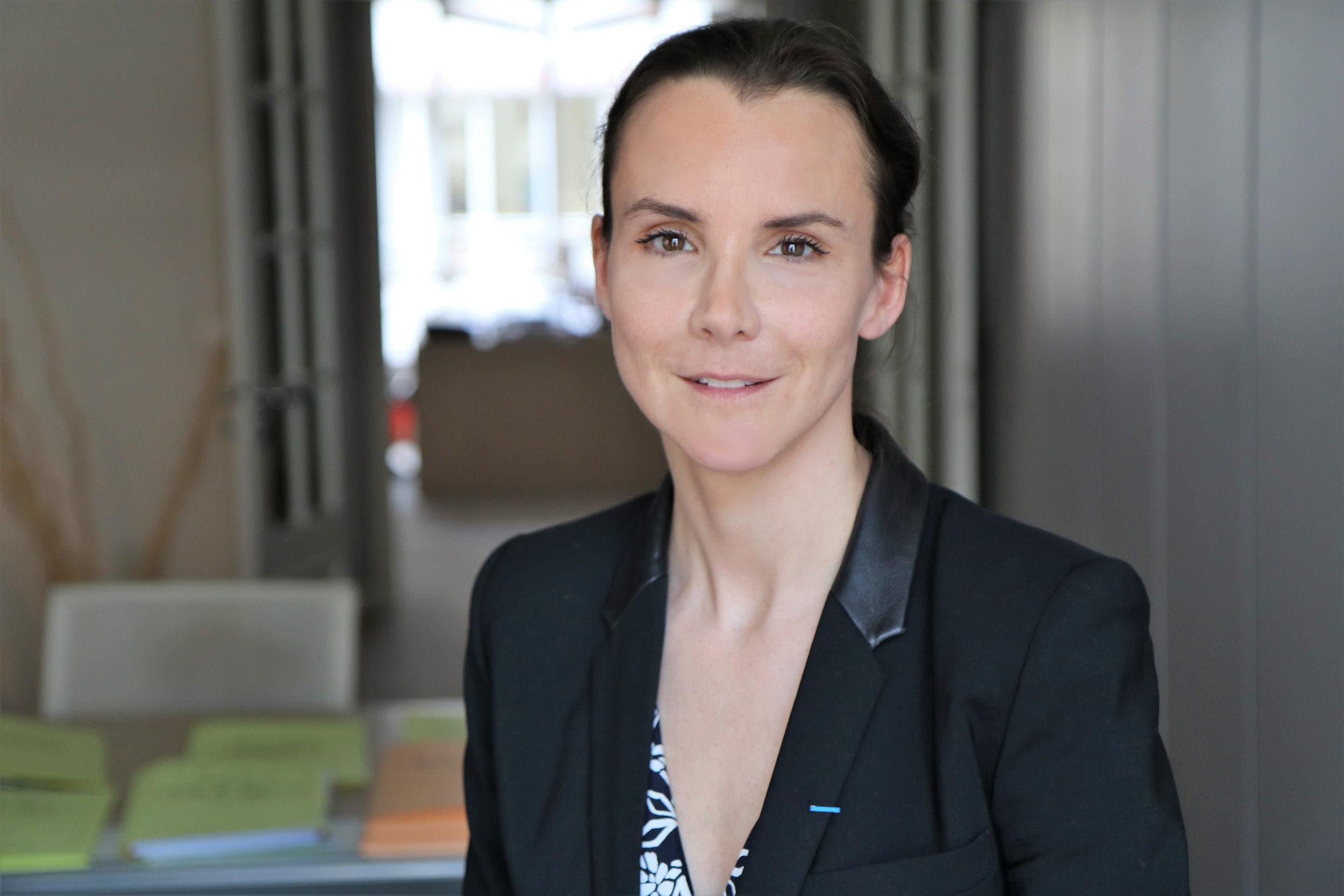 Anne-Charlotte Fredenucci, Présidente du groupe AMETRA