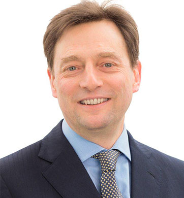 Alex Cresswell Thales Executive Vice President for Land and Air Systems