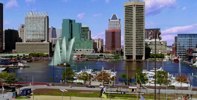 Baltimore - Photo Office du Tourisme USA