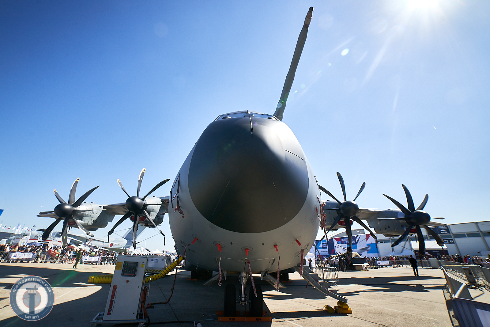 A400M by Airbus