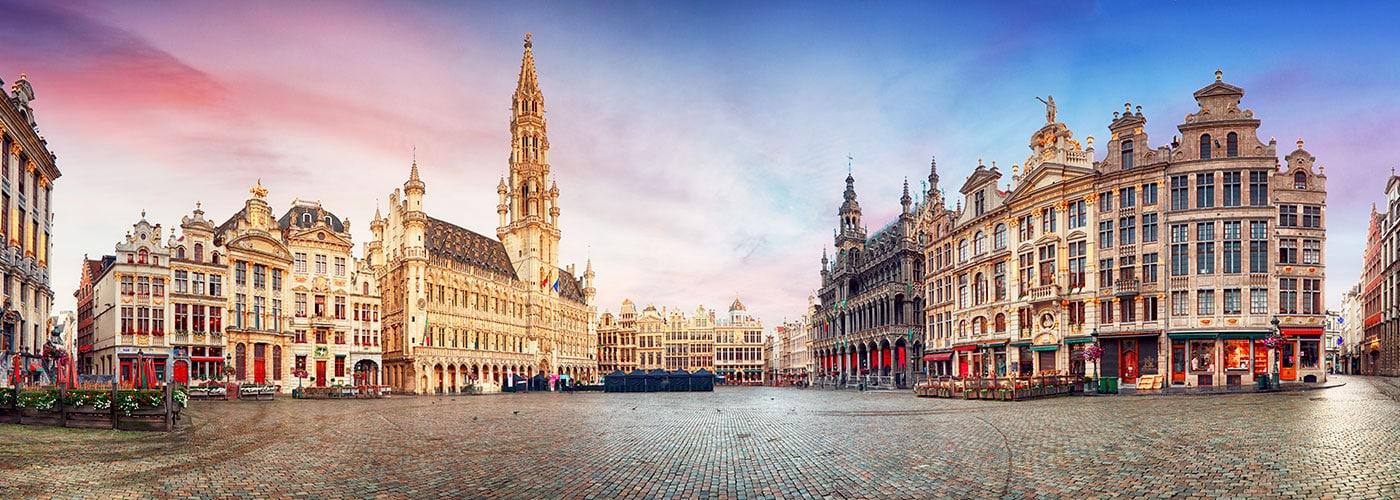 Bruxelles: la Grand Place