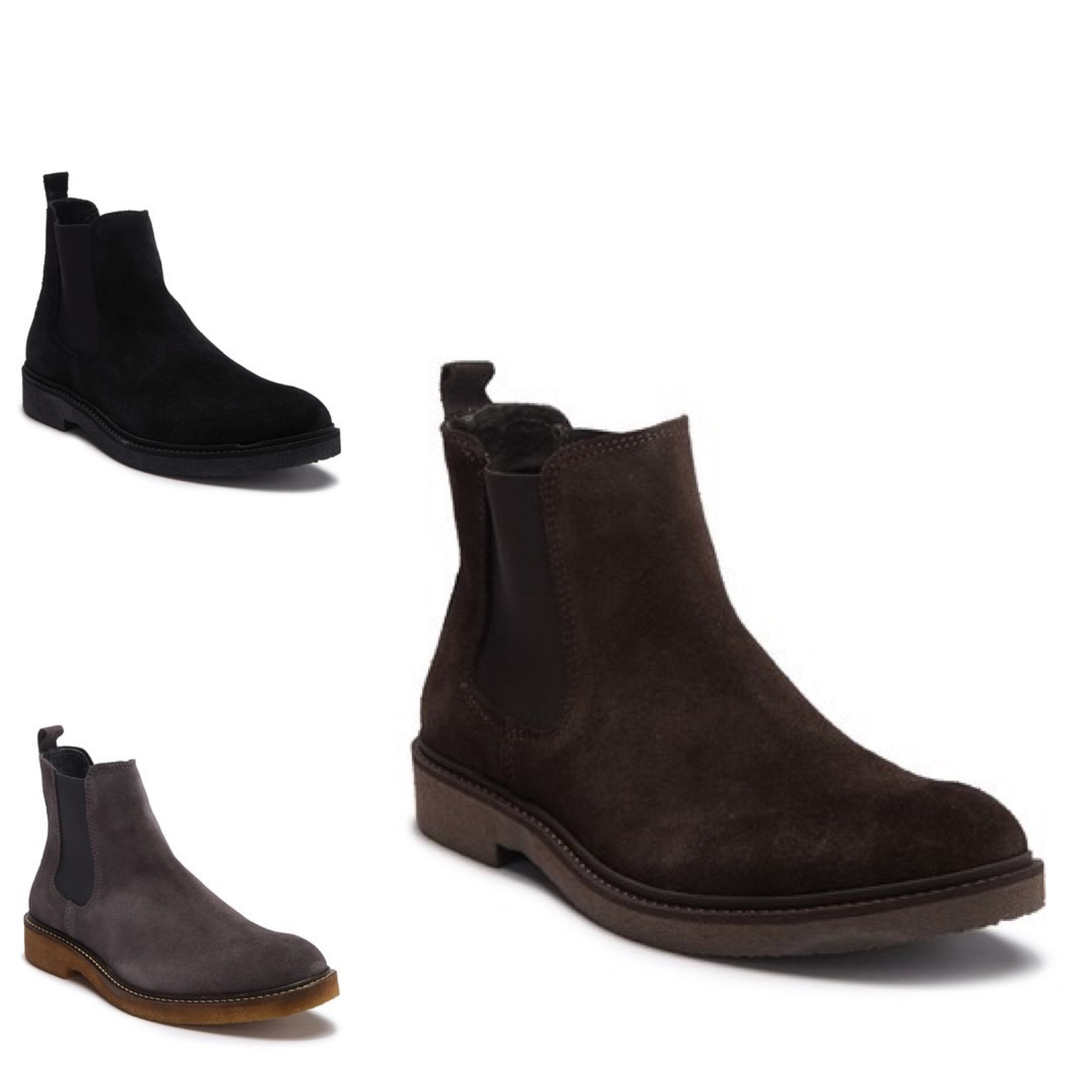 4e673f2b012 SUPPLY LAB CHARLES CHELSEA BOOTS STARTING AT $59.99 — STEALS