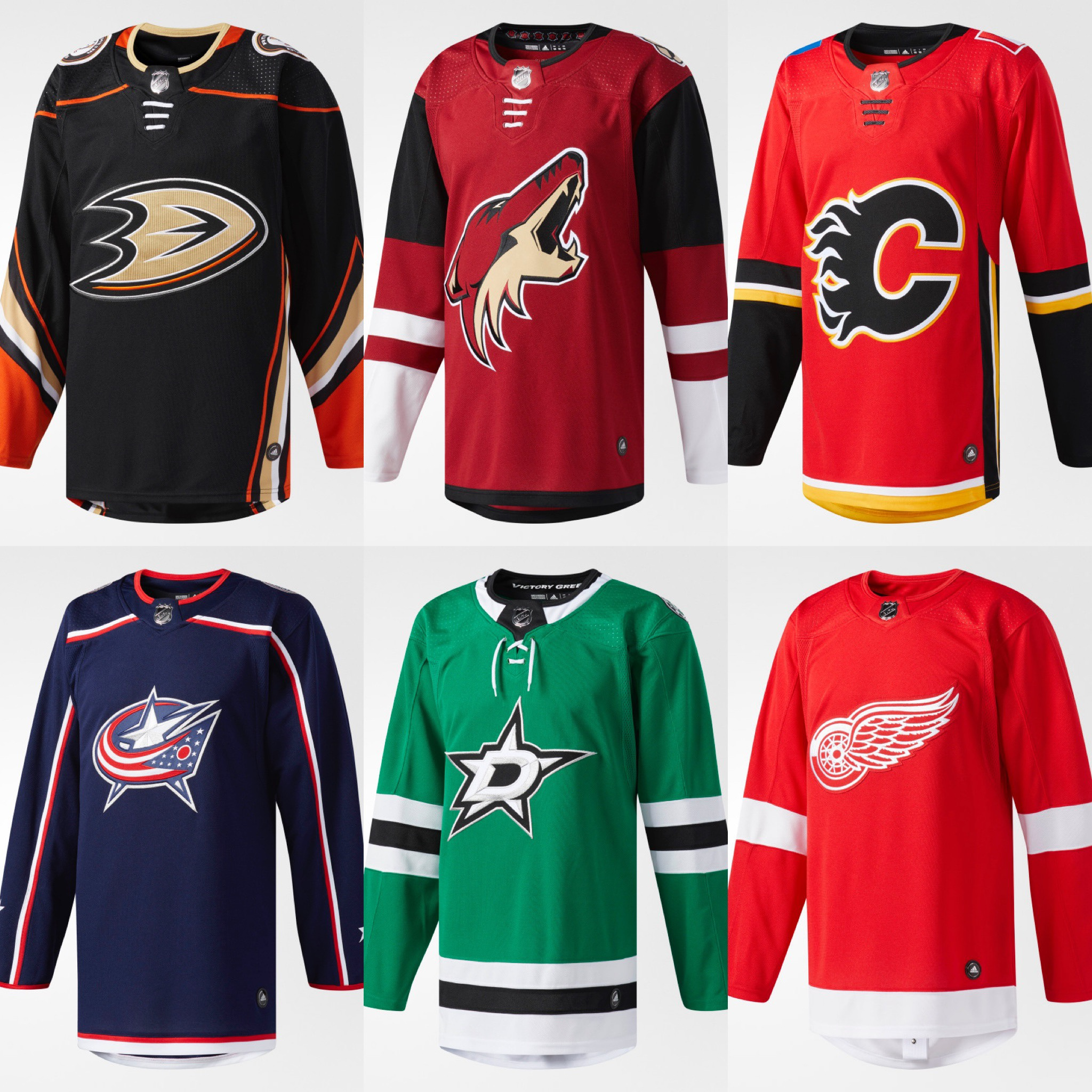 the best attitude 12530 7813f 60% OFF AUTHENTIC ADIDAS NHL JERSEYS — STEALS